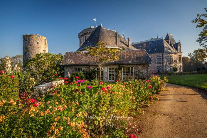 Le Parc du Château de La Flocellière