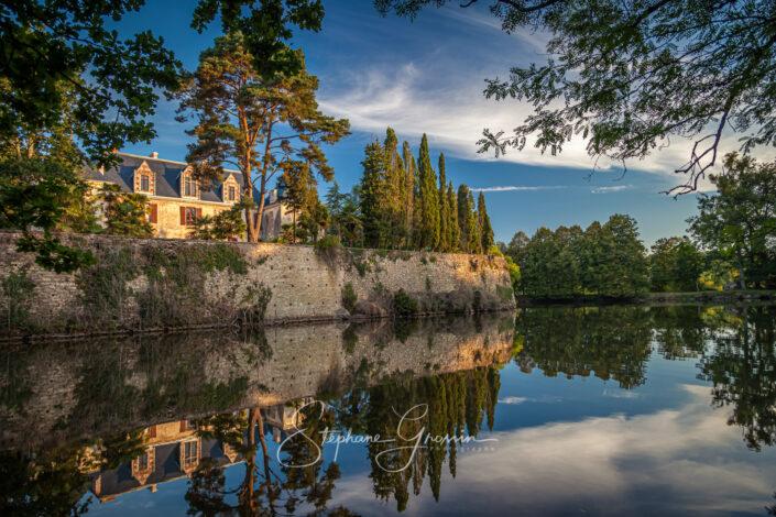 Le Parc du Château de Nesmy