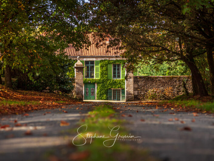 The Jardin de La Baudière