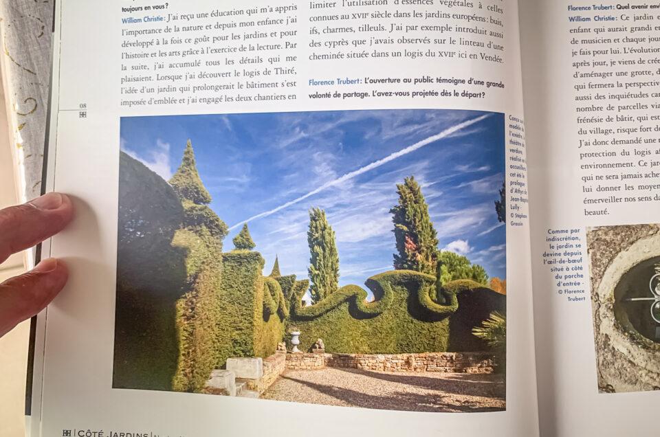 Parution de mon travail photo dans le magazine Demeure Historique