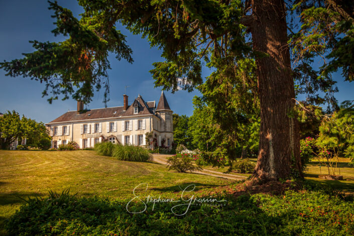 Le Parc du château de Saint-André