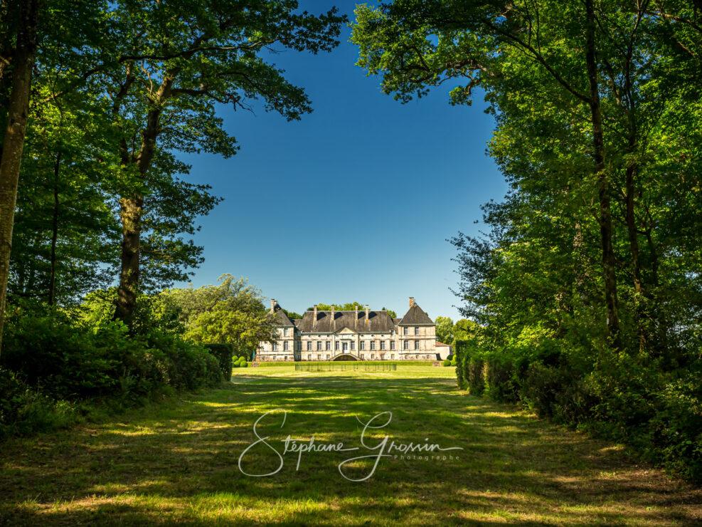 Le Parc du Château de La Baugisière